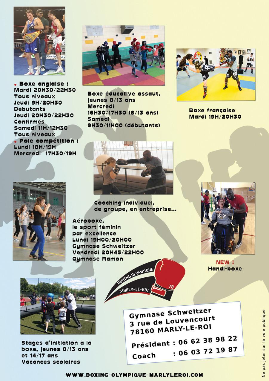 Verso flyer BOMR 2019