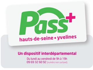 ♦ Nouveau Pass+, la carte des jeunes Hauts-de-Seine - Yvelines
