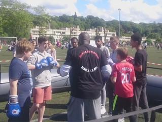 ♦ Samedi 20 mai 2017 : 2e édition de la Fête du Sport de Marly-le-Roi au parc du Chenil.