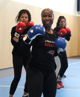Aéroboxe au Boxing Olympique de Marly-le-Roi