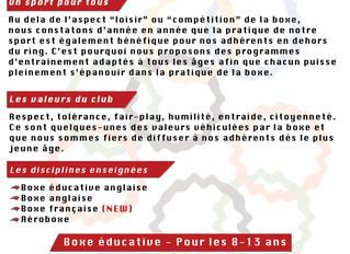 ♦ Plaquette Saison 2017 ~ 2018