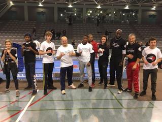 ♦ Le Championnat départemental BEA du 78 a été un grand succès !