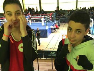 ♦ Samedi 16 février | Championnat IDF de Boxe Educative Assaut