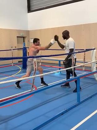 Boxe angalise au Boxing Olympique de Marly-le-Roi