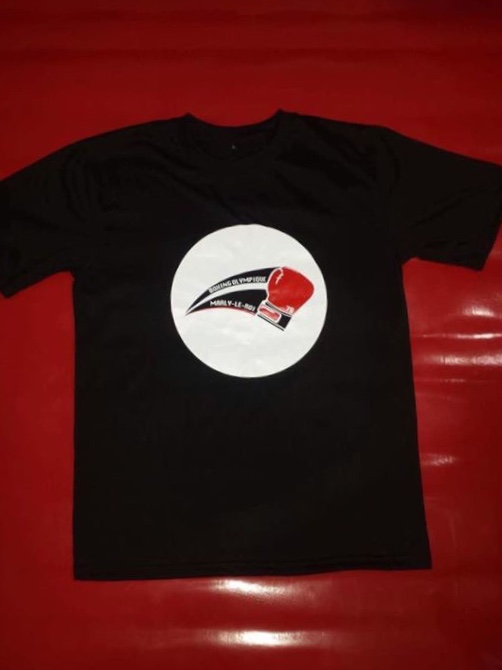 Face T-shirts Boxing Olympique de Marly-le-Roi
