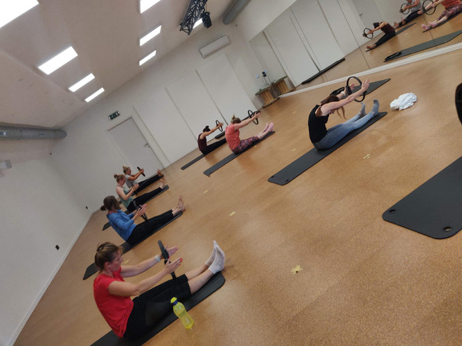 DANSSCHOOL PILATES