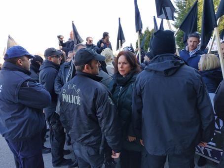 """""""Η κοινωνία της Κοζάνης βίωσε σήμερα από κοντά πως αντιλαμβάνεται την διαβούλευση η Νέα Δημοκρατία"""""""