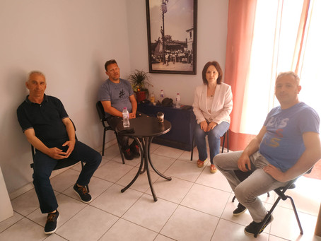 """«Ο αγώνας για την διάσωση της ΛΑΡΚΟ αφορά όλη την Περιφέρεια Δυτικής Μακεδονίας"""""""