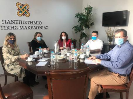 """""""Οι προθέσεις για υποβάθμιση του Παν/μίου Δ. Μακεδονίας θα βρουν απέναντι όλη την τοπική κοινωνία"""""""