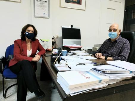 """""""Πότε θα λειτουργήσει η Μ.Ε.Θ. στο νοσοκομείο της Κοζάνης;"""""""