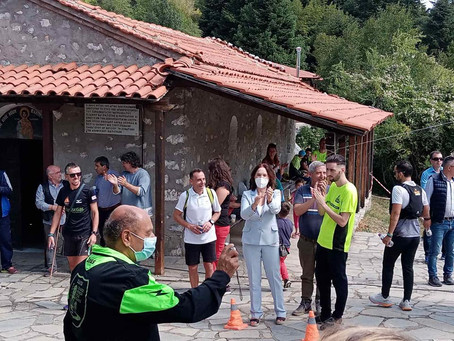 Επίσκεψη στο Μπούρινο για τον τελευταίο αγώνα δρόμου του VOIO RACE SERIES
