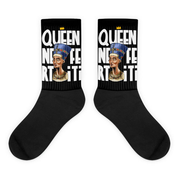 Queen Socks (BLACKOUT)