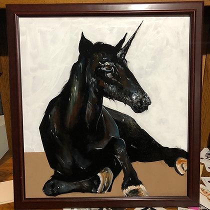 Black Unicorn Magic