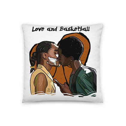 Love n Basketball Pillow