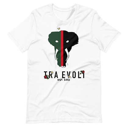 Designer African Elephant T-Shirt