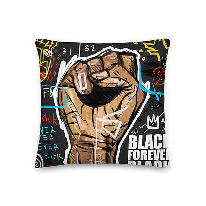 Black 365 Pillow