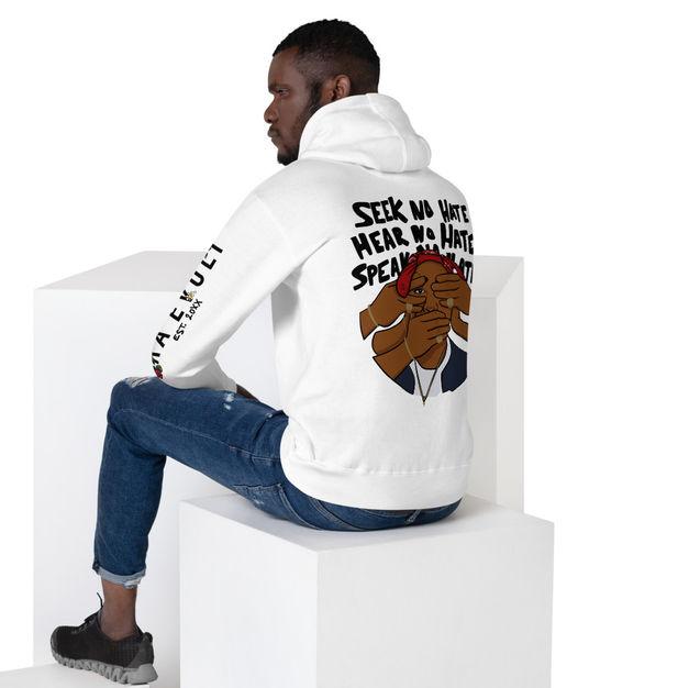 No Hate Premium Hoodie