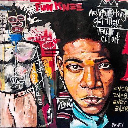 Basquiat Reincarnated