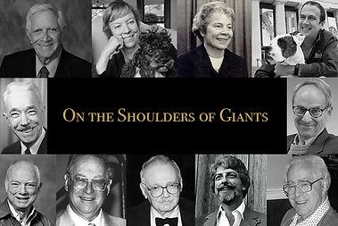 [GoFundMe]On the Shoulders of Giants Co
