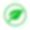 Листик в круге с бкувами зеленый 1-min.p