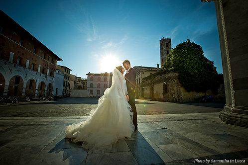 Lucca Photographer: Samantha