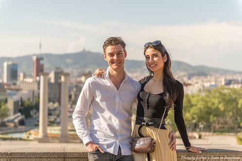 Barcelona Photographer: Esther's Team