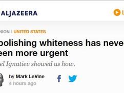 """""""A fehér faj eltörlése sosem volt még ennyire sürgető"""""""