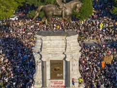 Eltávolítják Robert Lee tábornok richmondi szobrát
