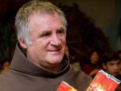Böjte Csaba vehette át a Makovecz Imre-díjat