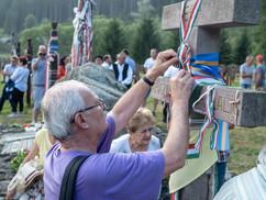 Jogerős ítélet erősítette meg Csíkszentmárton tulajdonjogát az Úzvölgyi katonatemető fölött