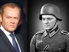 Az a Tusk nácizza Orbánt, akinek a nagyapja valóban náci kollaboráns volt