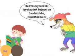 Világos jogszabályokkal védjék a gyermekeket a felnőtt-LMBTQ tartalmaktól!