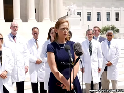 El akarták hallgattatni az orvosokat, akik nyilvánosan beszéltek a járvány kezelhetőségéről (+ videó