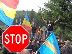 Nem hagyjuk hőseink meggyalázását! Petíció az Európai Parlamentnek az úzvölgyi temető elrománosítása