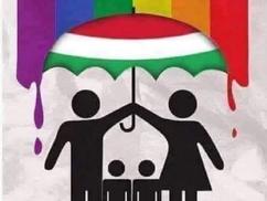 A normalitásért állnak ki a Hetero Pride-on