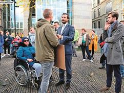 """""""Konzervatív média és szabad internet kell"""". Interjú Thierry Baudet-val, a holland euroszkeptikusok"""