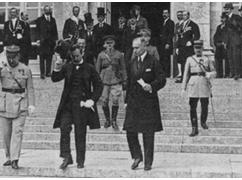 Vajda Miklós: Trianon titkai 8. – Akiknek alá kellett írni a trianoni békeszerződést