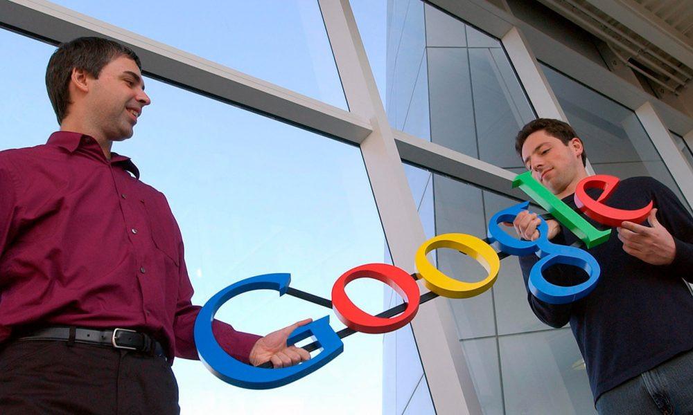 Vezető kép: Larry Page és Sergey Brin, a Google alapítói. Szörnyeteget alkottak?