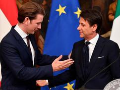 Olasz-osztrák balra át