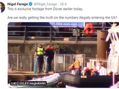 Farage: Zajlik az invázió