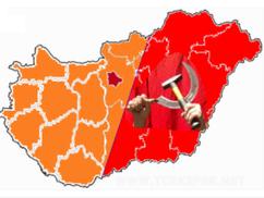 Fél Magyarország bukása