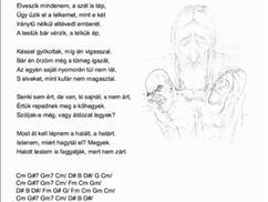 Keresztút, szonettkoszorú 12/14:  Jézus meghal a kereszten
