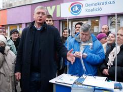 Gyurcsány EU-s pénzből készült filmben kampányol