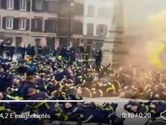 A liberális sajtó elfelejtette megírni, hogy a no-go zónák és az erőszak ellen tüntettek a francia t