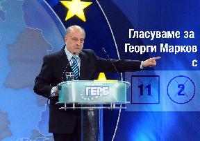 """Georgi Markov: """"A brüsszeli elit eltemeti Európát"""""""