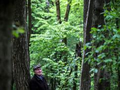 Még évtizedes terveket szövöget a 91 esztendős bükki füvesember