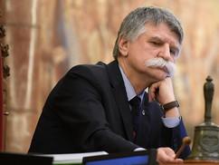 Kövér László levelet írt külföldi politikusoknak