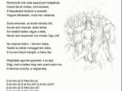 Keresztút, szonettkoszorú 8/14:  Jézus beszél az asszonyokhoz