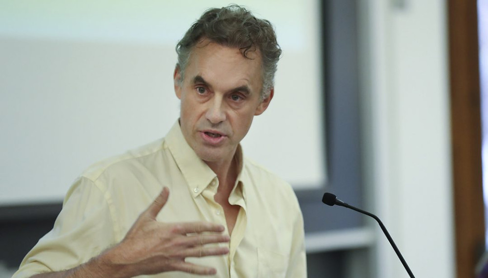 Jordan Peterson, foto: Getty Images
