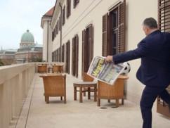 """""""Hajrá, magyarok!"""" – felemelő rövidfilmmel üdvözli Orbán Viktor a Puskás Aréna átadását"""